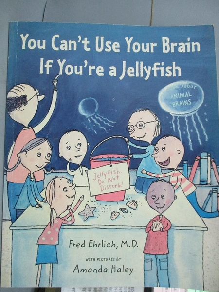 【書寶二手書T9/百科全書_QXO】You Can't Use Your Brain If You're a Jelly