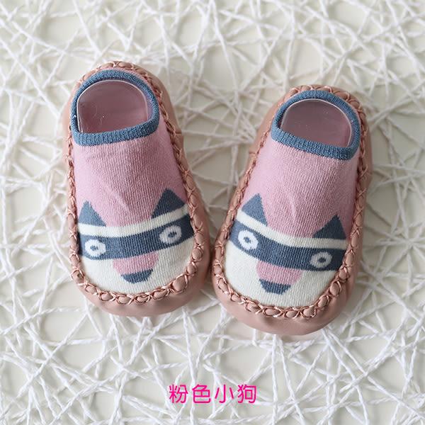 寶寶襪 皮底防滑童襪地板襪 兒童學步鞋 (11-13CM) CA1257 好娃娃