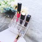 透明收納盒  TOOKI & CO【Z432076】生活小物美觀口紅唇膏美容彩妝品9格透明置物盒/收納盒-Mood