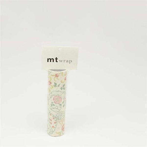 mt WRAP(迷你補充包) ・William Morris Mary Isobel mt和紙自黏包
