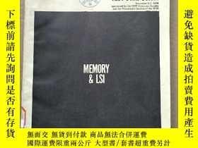 二手書博民逛書店1974罕見semiconductor test symposium(P2856)Y173412