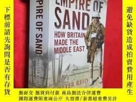 二手書博民逛書店Empire罕見of Sand: How Britain Mad