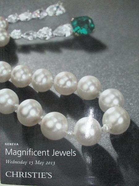 【書寶二手書T8/收藏_DM8】Christie s_Magnificent Jewels_2013/5/15