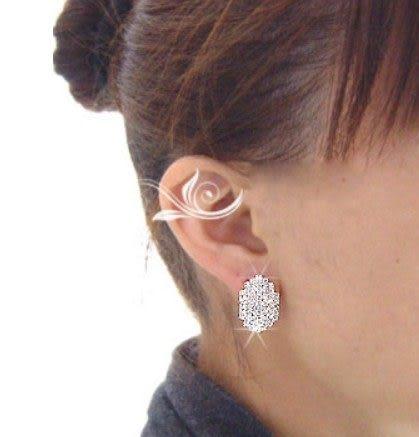 甲殼蟲耳環