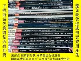 二手書博民逛書店Lavant罕見scene theatre【拉旺情景劇場】共23