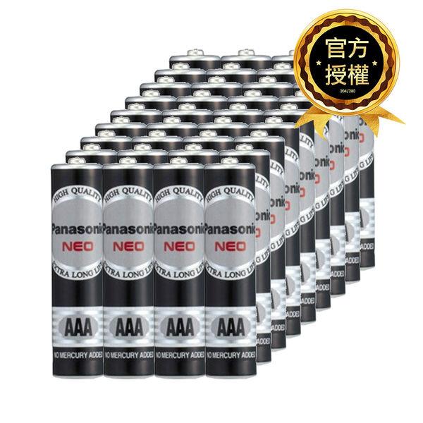 國際牌Panasonic 4號 碳鋅電池 36入(12入裝)