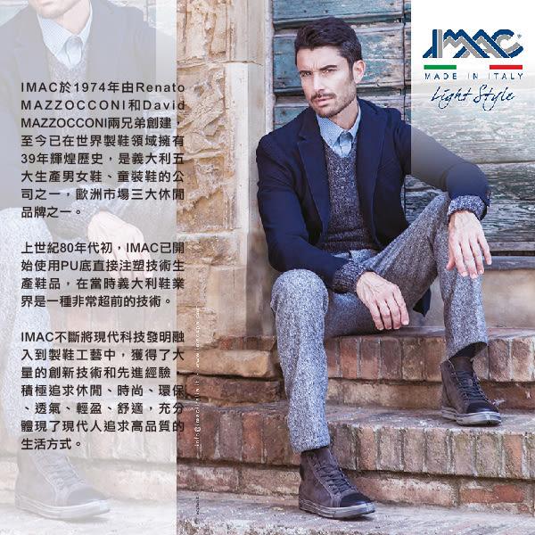 【IMAC】輕量氣墊休閒涼鞋 黑色(50340-BL)