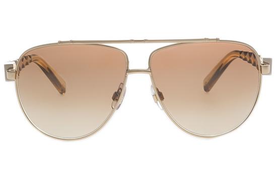 Swarovski-時尚太陽眼鏡 (香檳金)