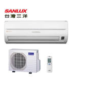 台灣三洋 SANLUX冷專變頻分離式一對一冷氣 SAE-28V6/SAC-28V6(基本安裝)