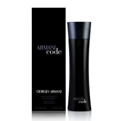 Giorgio Armani 亞曼尼 黑色密碼男性淡香水 125ml