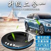 車載噴霧器-車載空氣凈化器太陽能家用負離子禮品 快速出貨