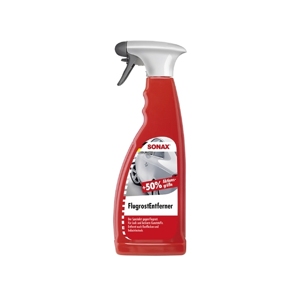SONAX 舒亮 白色車潔白劑 Fallout Cleaner (工業落塵、鐵粉清潔劑)