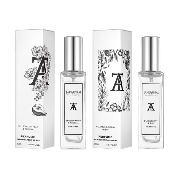 韓國 TakeAppeal 高質感香水(20ml) 款式可選【小三美日】