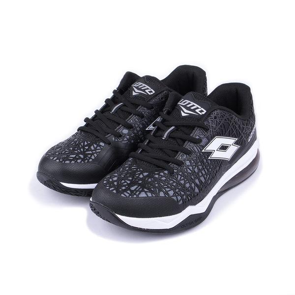 LOTTO KPU氣墊籃球鞋 黑 LT5780 男