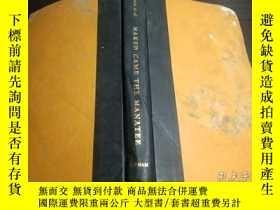 二手書博民逛書店英法德意等外文原版罕見NAKED CAME THE MANATEE 大32開硬精裝Y274511