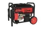 [ 家事達 ] SHIN KOMI-SK-8.0G 型鋼力 電動啟動 汽油發電機 7500W 特價
