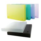 YOMAK B247扣式文件盒/資料盒/...