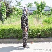 防蜂服 防蜂衣全套透氣專用加厚防蜂服新款分體蜂衣養蜂工具全套蜜蜂衣服 晶彩生活