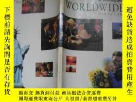 二手書博民逛書店WORLDWIDE罕見DIRECTORYY10284 出版199