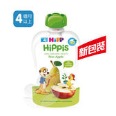 HiPP 喜寶 有機水果趣 (西洋梨蘋果)100g【佳兒園婦幼館】