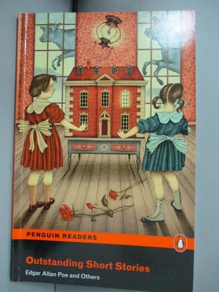 【書寶二手書T6/語言學習_LNM】Outstanding Short Stories_Pearson Education, Inc. (COR)