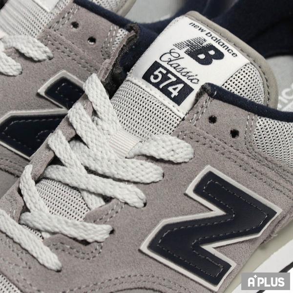 NEW BALANCE 男女 復古鞋 情侶鞋 D楦-ML574BE2