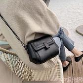鍊條包 高級感小包包女新款潮側背斜背包時尚百搭網紅秋冬女士鍊條包 suger