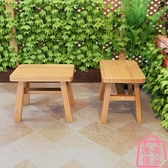 小木凳板凳竹凳矮換鞋凳子成人實木兒童凳子【匯美優品】