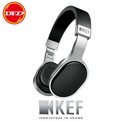 現貨現折✦英國 KEF M500 HI-FI EARPHONES 耳罩式 耳機 公司貨 黑/白/銀 頭戴式