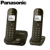 Panasonic 國際牌 KX-TGC282TWB 注音輸入全中文數位雙手機無線電話