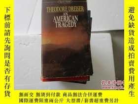 二手書博民逛書店AN罕見AMERICAN TRAGEDY【116】英文原版Y10