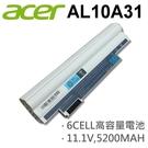 ACER 6芯 白色 日系電芯 AL10...