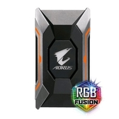 技嘉 AORUS SLI HB bridge RGB (80mm 2 slot spacing) 10系列專用 (GC-A2WAYSLIL RGB 橋接器)【刷卡含稅價】