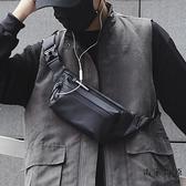 胸包防水男士腰包休閒戶外運動斜背包時尚韓版騎行包【毒家貨源】