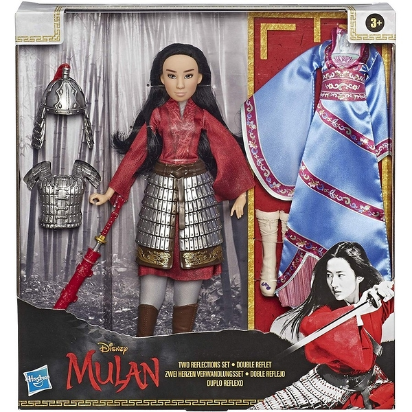 《 Disney 迪士尼 》迪士尼花木蘭電影換裝公主組 / JOYBUS玩具百貨