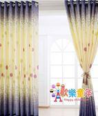 窗簾 窗簾成品簡約現代小短簾飄窗客廳臥室陽台半遮光布料 多款可選