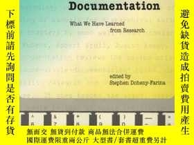 二手書博民逛書店Effective罕見Documentation: What We Have Learned from Resea