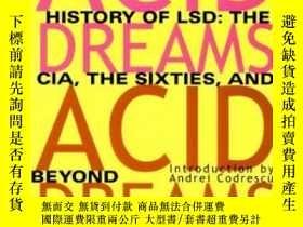 二手書博民逛書店Acid罕見DreamsY256260 Martin A. Lee Grove Press 出版1994