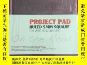 二手書博民逛書店PROJECT罕見PAD RULED 5MM SQUARE FO