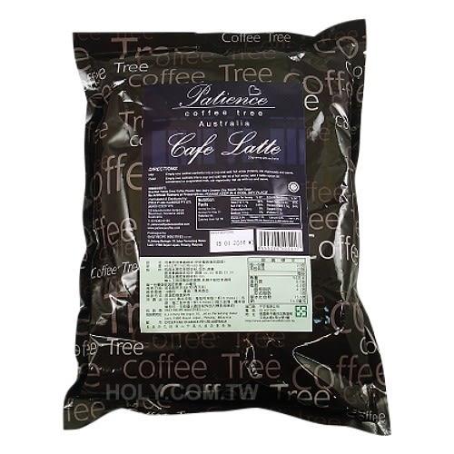 Patience即溶低糖拿鐵咖啡(低咖啡因)【天然磨坊】