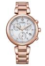 【分期0利率】 星辰錶 CITIZEN XC 三眼錶 藍寶石水晶鏡面 35mm 全新原廠公司貨 FB1453-55A