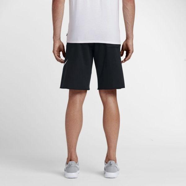 IMPACT NIKE NSW SHORT FT GX LOGO 黑 抽繩 短棉褲 棉褲 短褲 836278-010