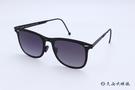ROAV 偏光太陽眼鏡 Palm - Mod.8206 ( 霧黑框/漸層灰 ) 薄鋼折疊墨鏡