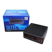 Intel NUC BXNUC10I7FNH1(i7-10710U) 8GB+P5 1TB 固態硬碟