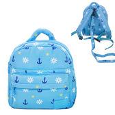 【虎兒寶】 花花班尼*超輕盈時尚空氣-小童後背包KID,S(海軍藍)
