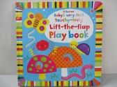 【書寶二手書T1/少年童書_EFI】Baby's Very First Touchy-feely Lift-the-flap Playbook