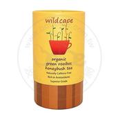 有機南非綠蜜樹茶(頂級南非茶未發酵)40包/罐–Wild Cape野角