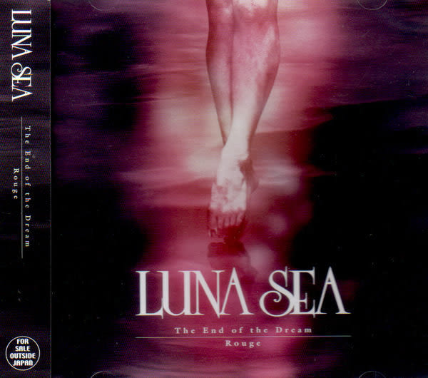 月之海LUNA SEA The End of the Dream Rouge 單曲CD (購潮8)