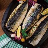 【599免運】挪威薄鹽鯖魚切片1片組(150公克/1片)