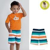 德國Lassig-嬰幼兒抗UV海灘尿布褲-印地安